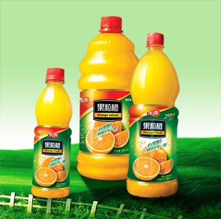 乐源果粒橙